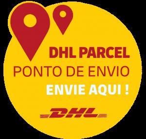 DHL Ponto de Envio